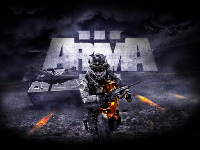 ARMA III 3 (STEAM GIFT / REGION FREE / ROW)