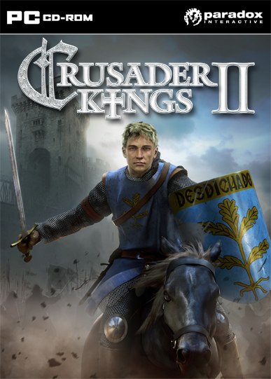 Crusader Kings 2 II (Steam Key)