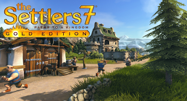 The Settlers 7: Paths to a Kingdom Gold ed. Uplay RFree