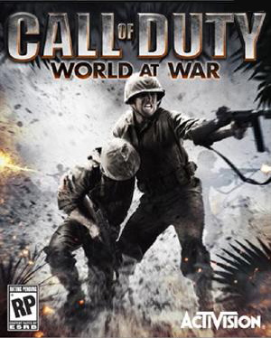 Call of Duty 5: World at War REGION FREE (не для STEAM)