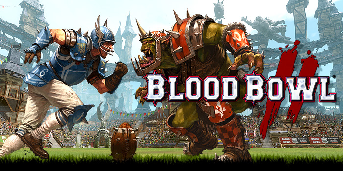 BLOOD BOWL 2 STEAM KEY (RU)