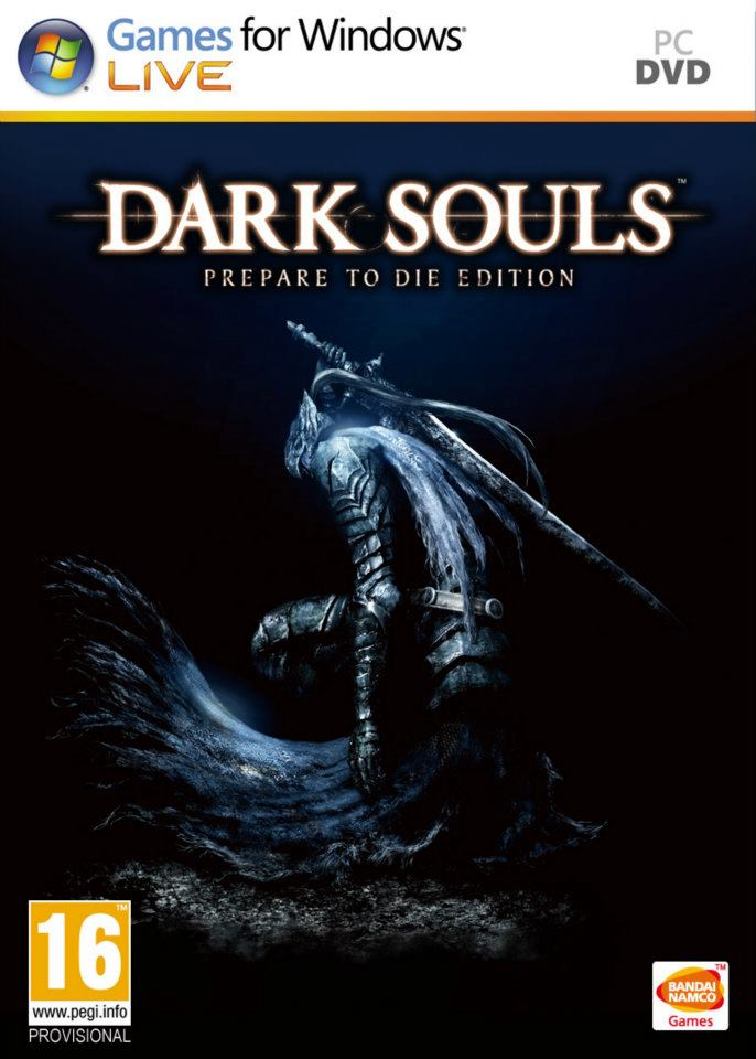 Dark Souls: Prepare to Die Edition (RU+UA STEAM  КЛЮЧ)
