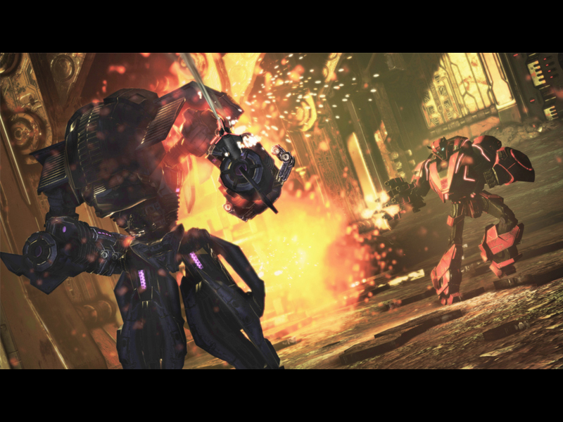 Transformers: Fall of Cybertron STEAM KEY RU + CIS