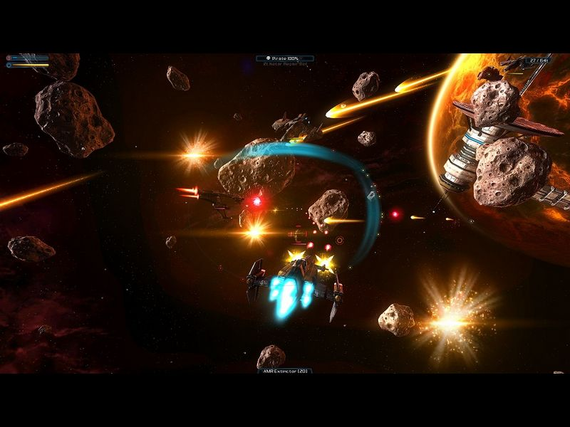 Galaxy on Fire 2 Full HD (Steam / Region Free)
