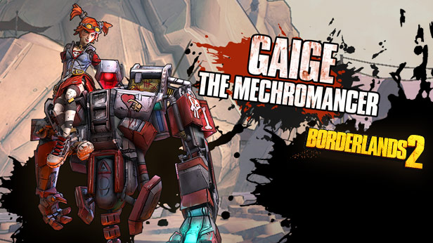 Borderlands 2 Mechromancer Pack (PREMIERE CLUB DLC)