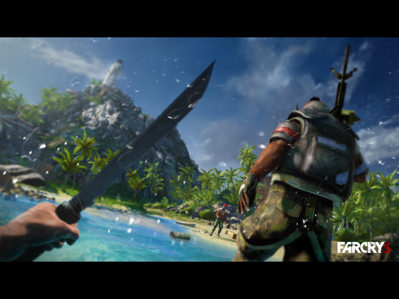 Far Cry 3 (Uplay key, Region Free)