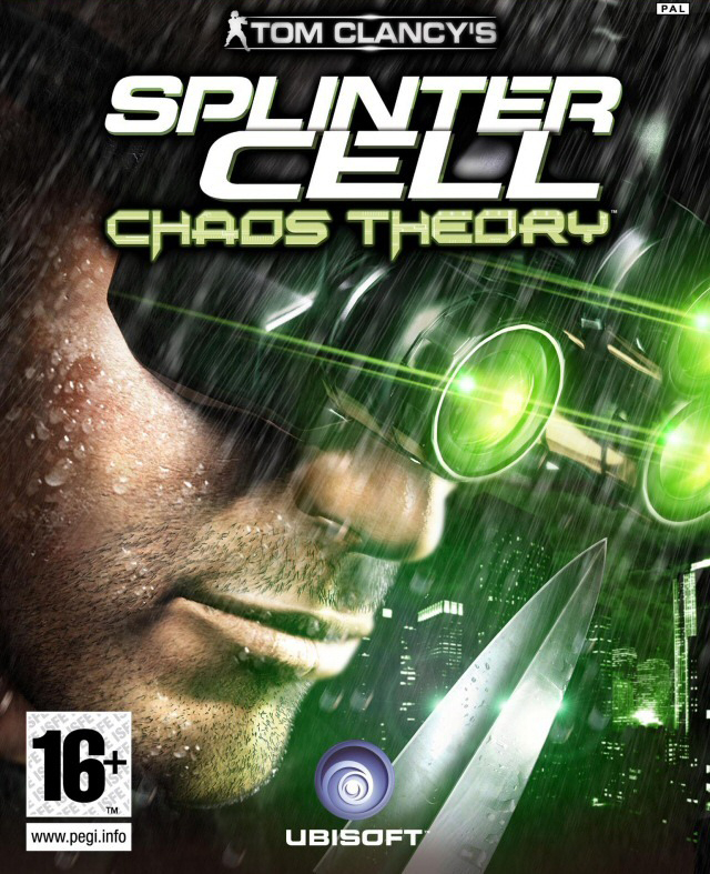 Tom Clancy´s Splinter Cell Chaos Theory (Uplay/ROW