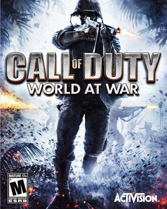 CALL OF DUTY 5: World at War - Steam key (RU/CIS)