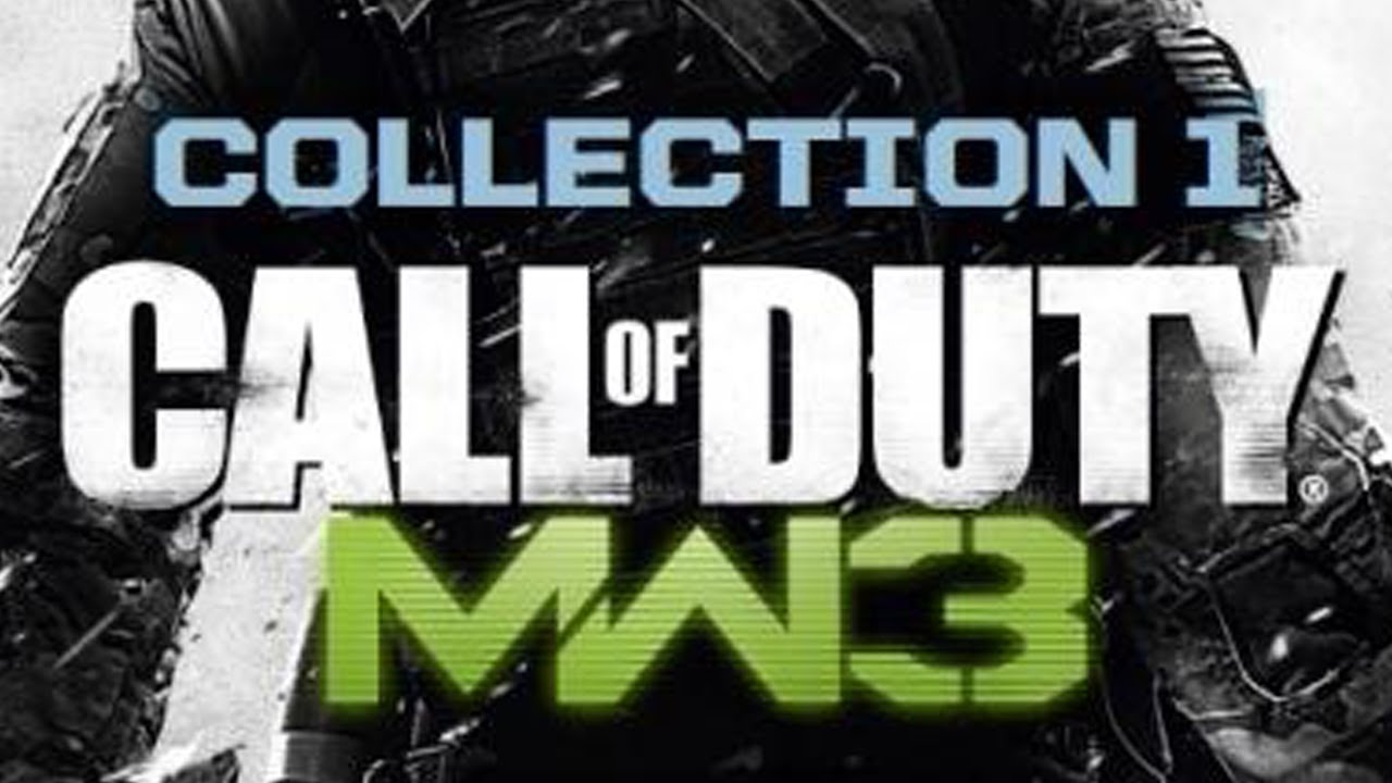 COD: Modern Warfare 3 DLC (Collection 1) + скидки