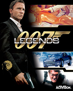 007 Legends (Steam KEY) RU/CIS