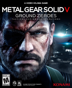 METAL GEAR SOLID V:GROUND ZEROES (STEAM KEY RU/CIS)