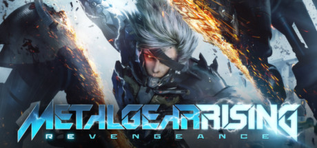Metal Gear Rising: Revengeance STEAM/Key/RU