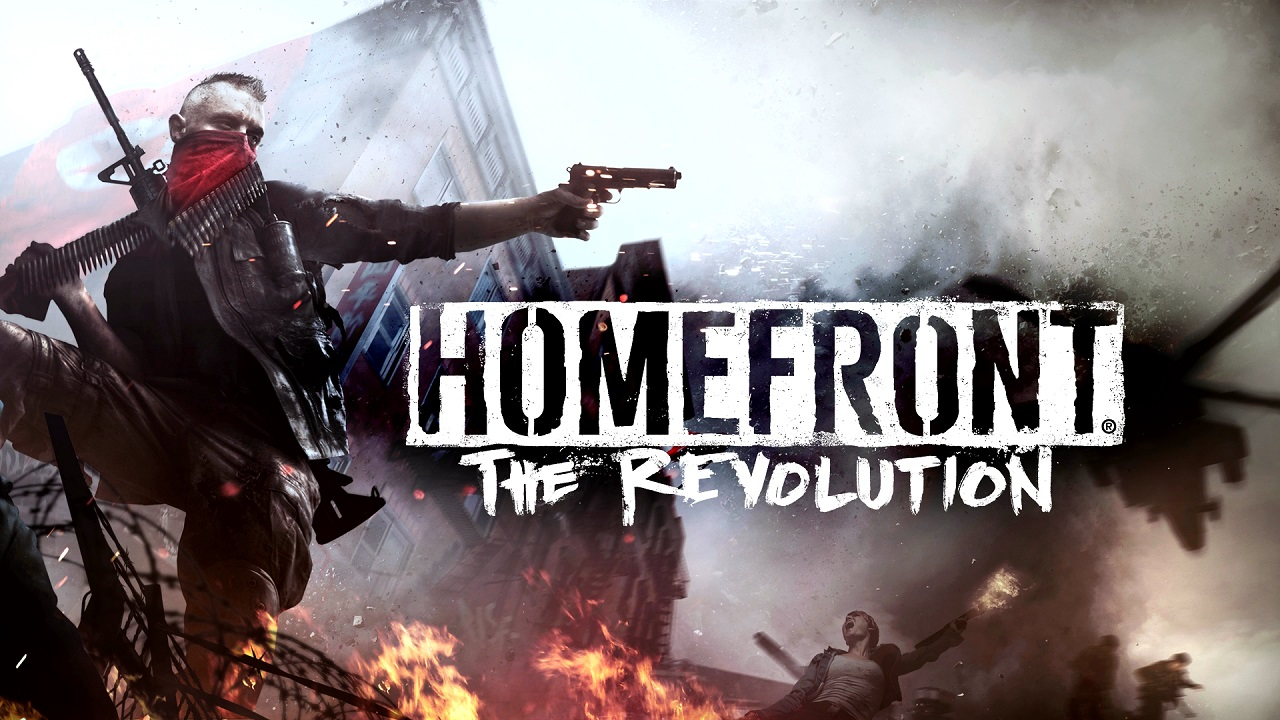 Homefront: The Revolution (Steam KEY) RU+CIS