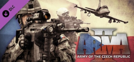 Arma 2 - Army of the Czech Republic DLC (Steam Key)
