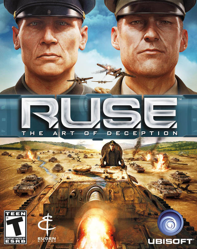 Скриншот  1 - R.U.S.E. — RUSE — CD-KEY — STEAM —  БУКА
