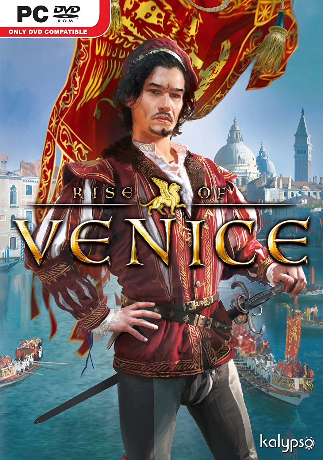 Rise of Venice (activation key in Steam) RU