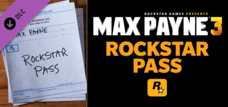 Max Payne 3 Rockstar Pass DLC (Steam Key / Region Free)