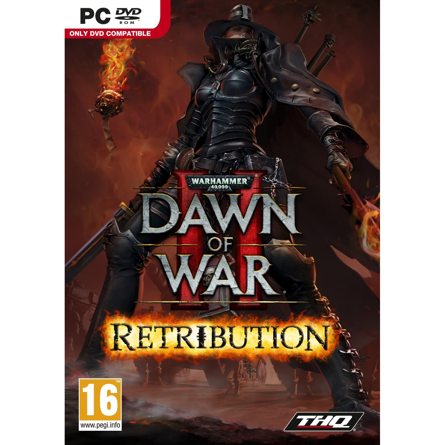 Warhammer 4k: Dawn of War 2 - Retribution