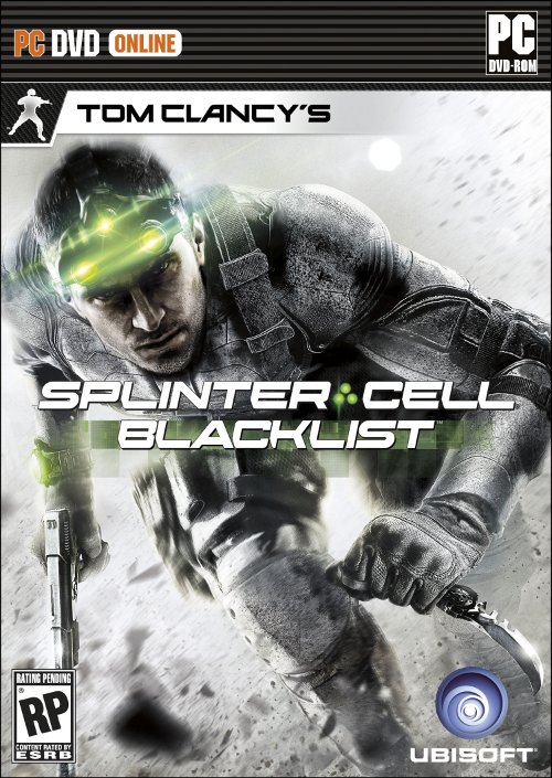 Splinter Cell: Blacklist (uplay Multilang Region free)