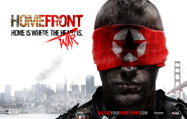 Homefront (Steam/Region Free)