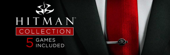 Hitman Collection (Blood Money + Absolution + 3 GAMES)