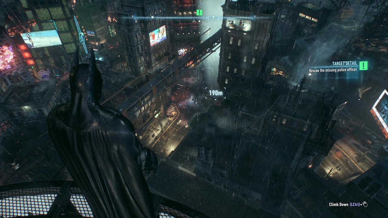 Batman: Arkham Origins (STEAM KEY / RU/CIS)
