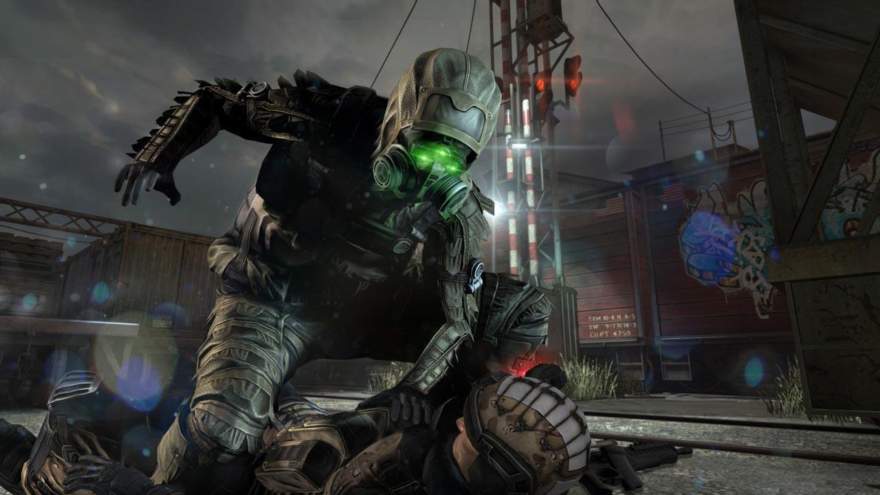 Tom Clancy´s Splinter Cell Blacklist - Standard (STEAM)