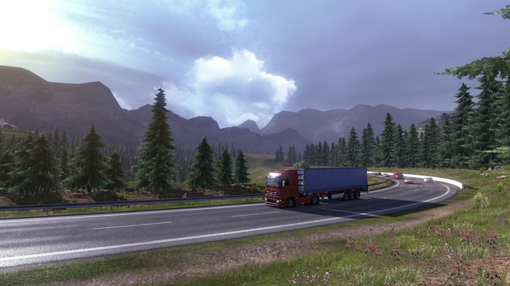 Euro Truck Simulator 2 (STEAM KEY / RU/CIS)