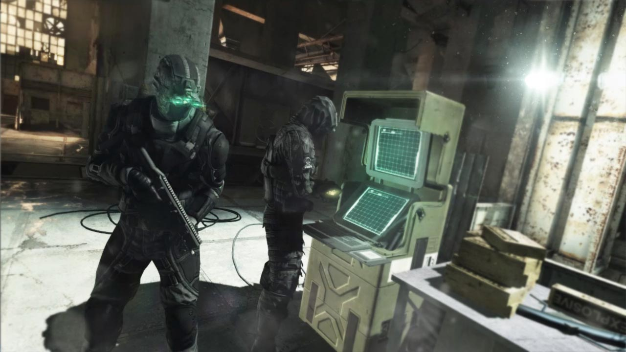 Tom Clancy´s Splinter Cell Blacklist - Deluxe (STEAM)