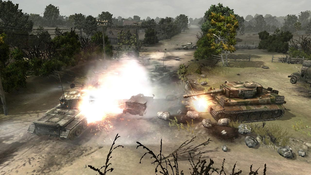 Company of Heroes: Tales of Valor (STEAM KEY / RU)