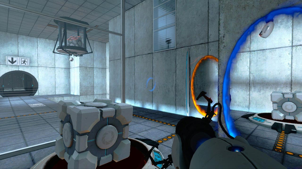 Portal 1 (STEAM GIFT / RU/CIS)