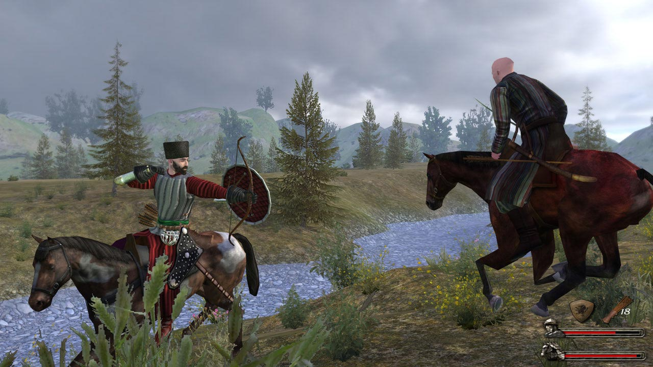 Mount & Blade: With Fire & Sword (STEAM KEY / RU/CIS)