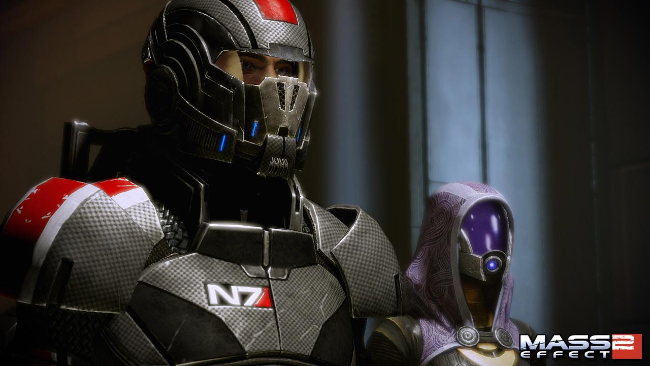 Mass Effect 2 - Digital Deluxe Edition (STEAM GIFT)