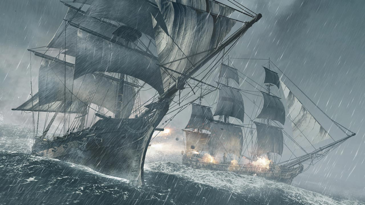 Assassin's Creed IV Black Flag (UPLAY KEY / RU/CIS)