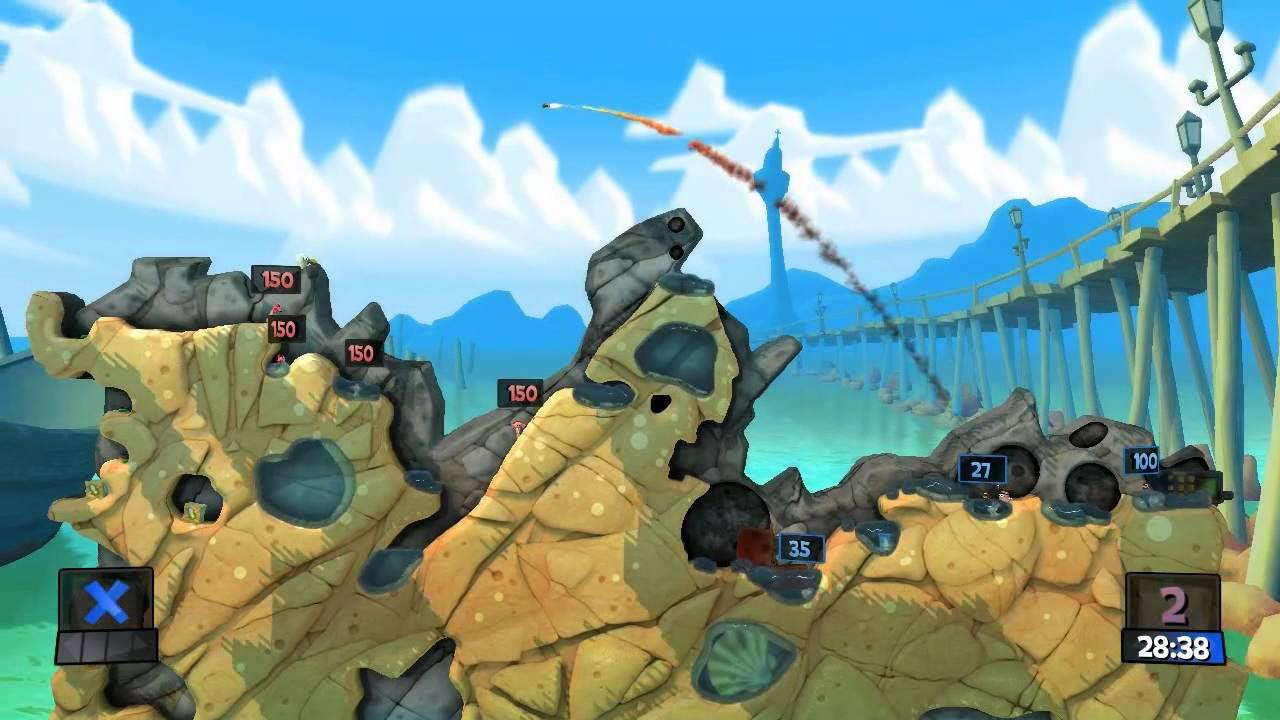 Worms Revolution Gold Edition (5 in 1) STEAM KEY/RU/CIS