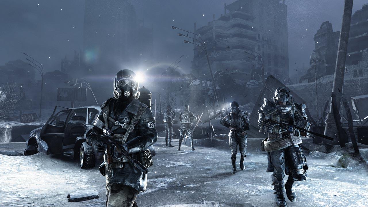Metro 2033 Redux (STEAM KEY / RU/CIS)