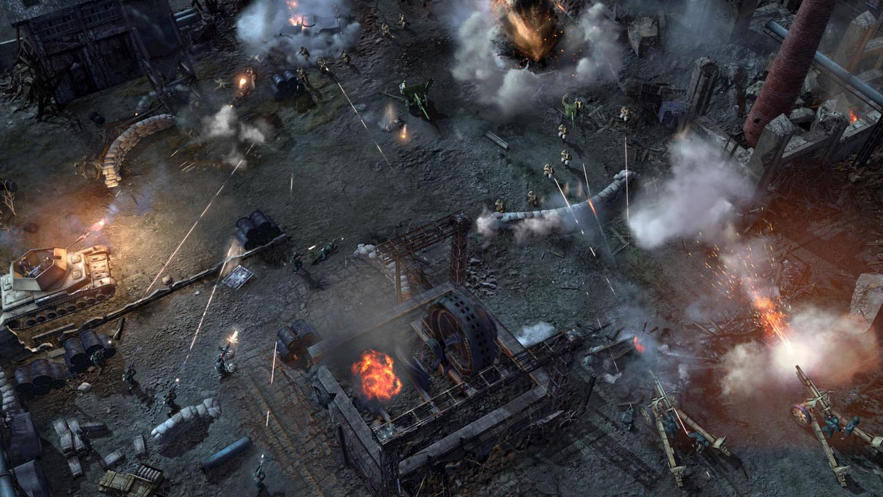 Company of Heroes Franchise Edition (9 in 1) STEAM GIFT