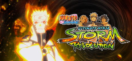 NARUTO SHIPPUDEN: Ultimate Ninja STORM Revolution STEAM