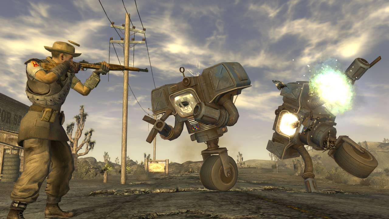 Fallout: New Vegas (STEAM KEY / RU/CIS)