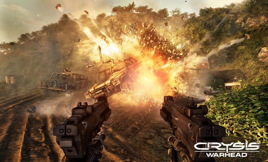 Crysis Maximum Edition (Crysis + Crysis Warhead) STEAM