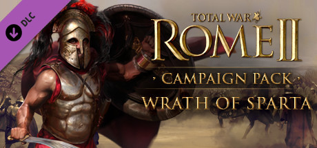 Total War: ROME II - Wrath of Sparta Campaign Pack DLC