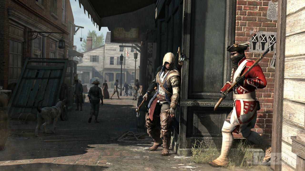 Assassin's Creed III Deluxe Edition (STEAM / RU/CIS)