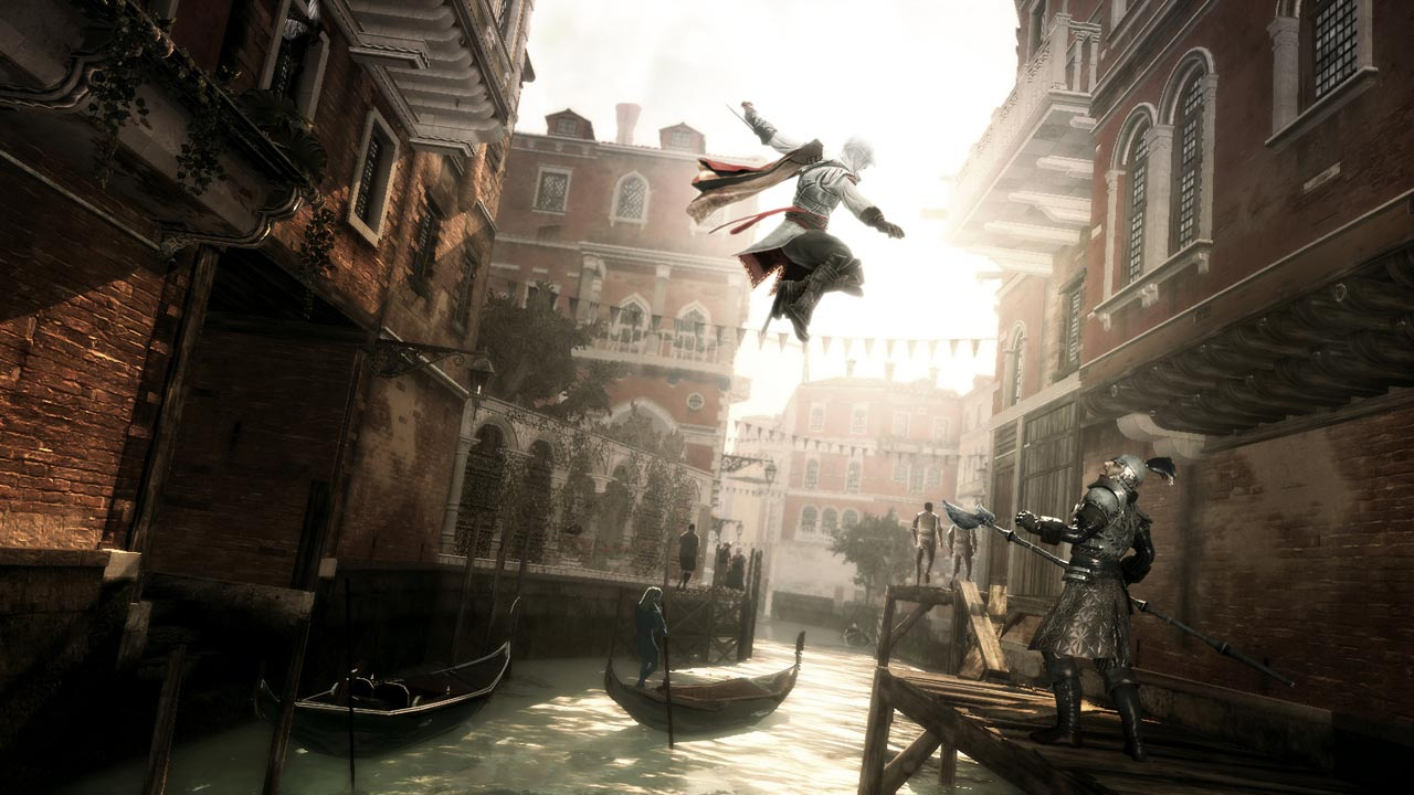 Assassin's Creed 2 Deluxe Edition (UPLAY KEY / RU/CIS)