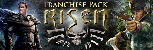 Risen Franchise Pack (1 + 2 + 3 Titan Lords + ALL DLC)
