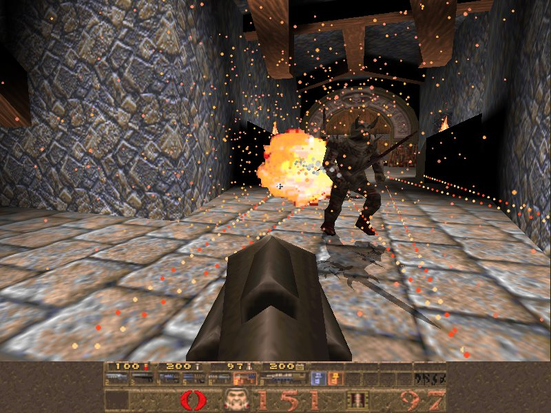 QUAKE 1 (STEAM GIFT / RU/CIS)