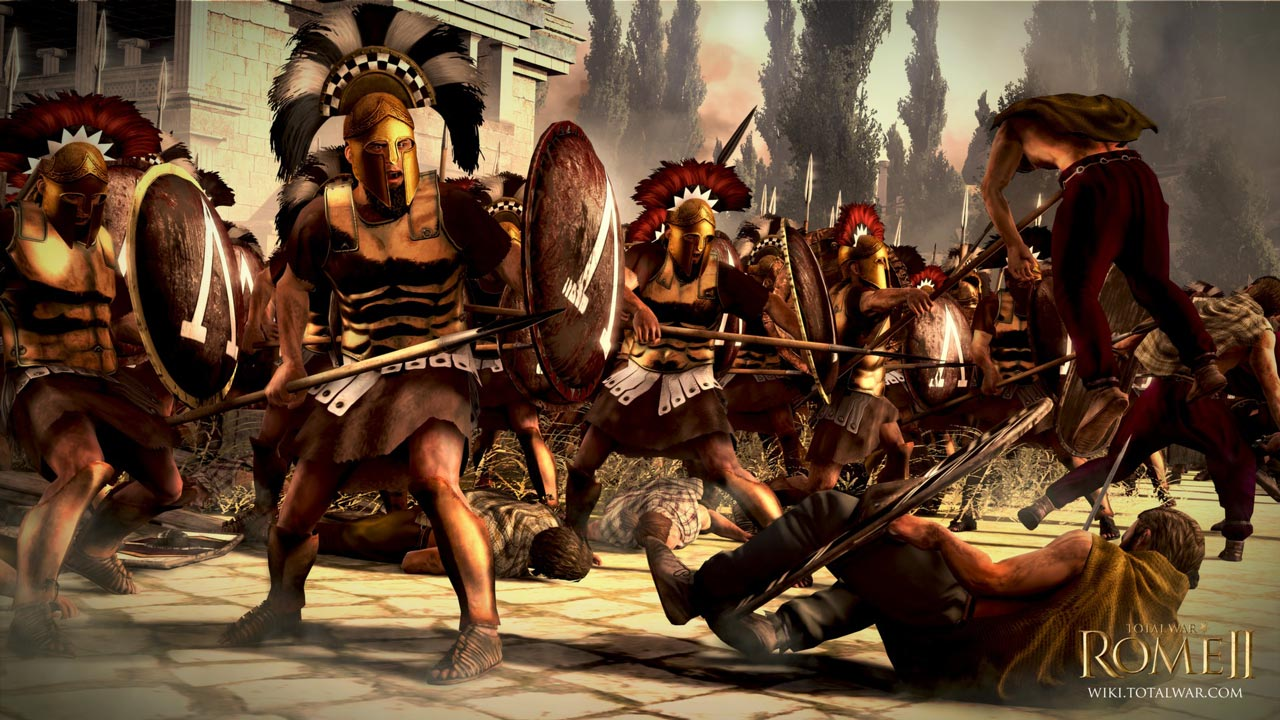 Total War: ROME II - Greek States Culture Pack (STEAM)