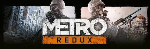 Metro Redux Bundle (2033 + Last Light) STEAM KEY/RU/CIS