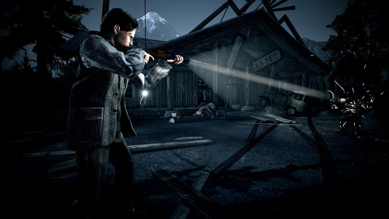 Alan Wake Collector´s Edition (STEAM KEY / RU/CIS)