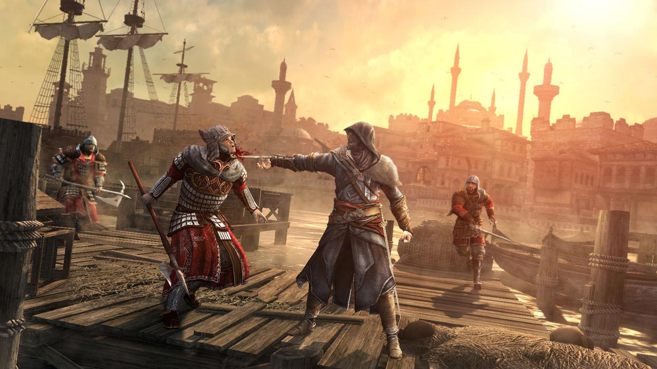 Assassin's Creed Revelations (STEAM GIFT / RU/CIS)