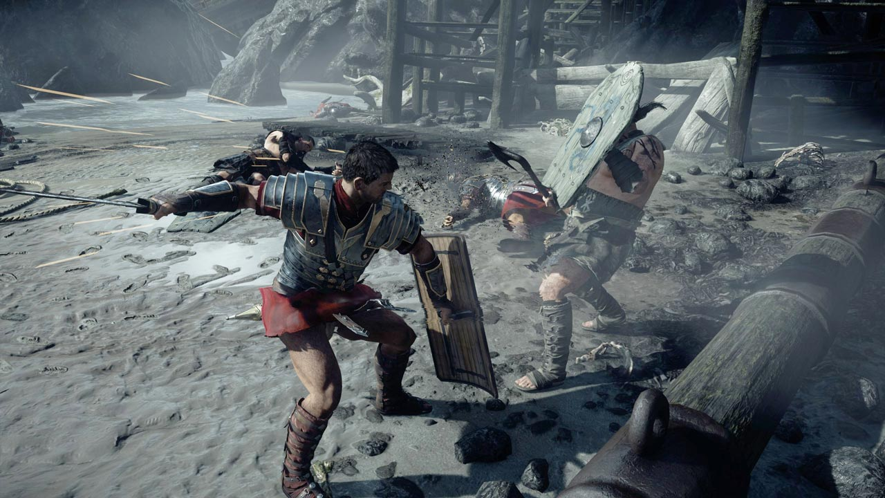 Ryse: Son of Rome (+ 4 DLC) STEAM GIFT / RU/CIS